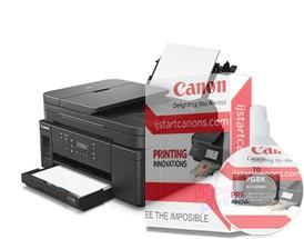 image Canon PIXMA GM4070 Driver Download