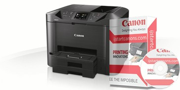image Canon MAXIFY MB5450 Driver Download