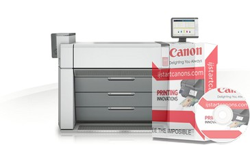 image Canon ColorWave 900 Driver Download