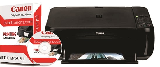 Install Printer Canon MP287