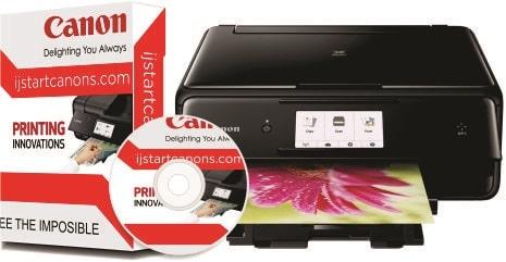 Canon PIXMA TS8060 Driver Download