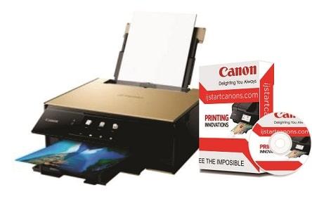 Canon PIXMA TS9110 Driver Download
