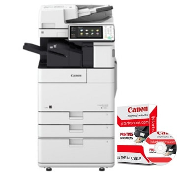 Canon IR ADV 4551i Driver Download