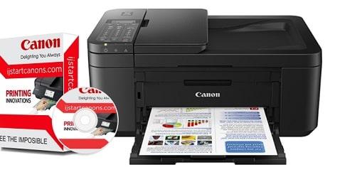Ij Start Canon tr4500