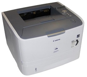 Canon LBP6650dn Driver Windows 7