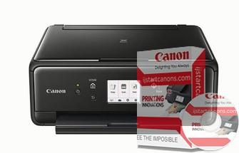 Image Canon PIXMA TS6010 Driver Download
