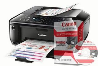 image Canon PIXMA MX510 Driver Download