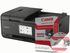 image Canon PIXMA TR8550 Driver Download